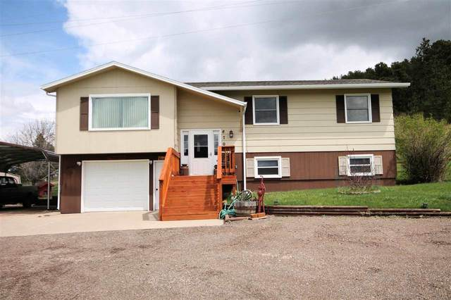 8707 N Blucksberg Court, Sturgis, SD 57785 (MLS #68120) :: Dupont Real Estate Inc.