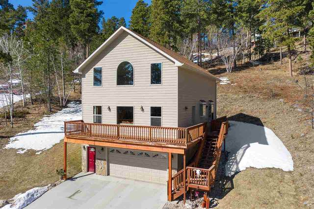 229 Mountain View Drive, Lead, SD 57754 (MLS #68173) :: Christians Team Real Estate, Inc.