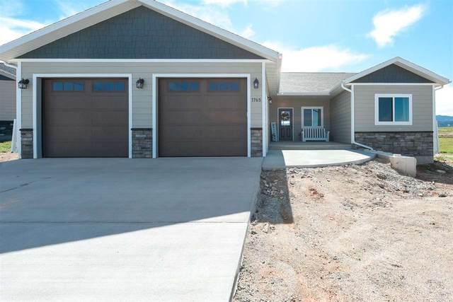 Lot 6 blk 11 Montana Street, Spearfish, SD 57783 (MLS #68197) :: Christians Team Real Estate, Inc.