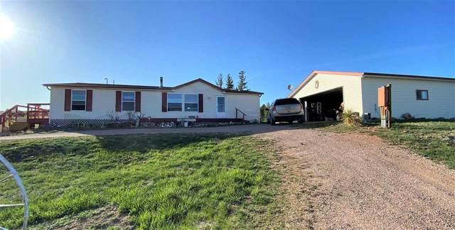 27814 Forest Road, Hot Springs, SD 57747 (MLS #68199) :: Daneen Jacquot Kulmala & Steve Kulmala