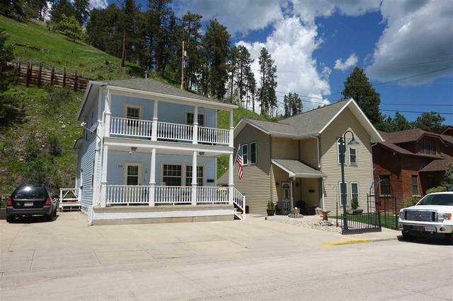 762 & 764 Main Street, Deadwood, SD 57732 (MLS #68281) :: Dupont Real Estate Inc.