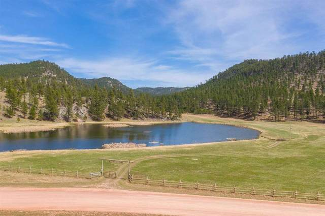 11755 Pleasant Valley Road, Custer, SD 57730 (MLS #68284) :: Black Hills SD Realty