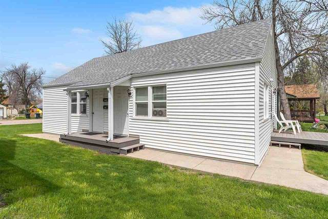 222 and 224 W Michigan Street, Spearfish, SD 57783 (MLS #68287) :: Dupont Real Estate Inc.
