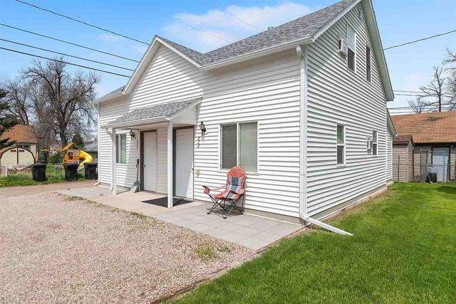 1109 & 1109 1/2 N 5th Street, Spearfish, SD 57783 (MLS #68288) :: Dupont Real Estate Inc.