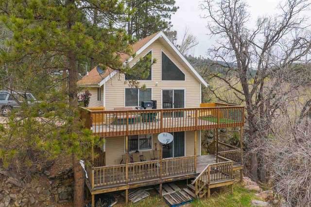 394 Mitchell Street, Keystone, SD 57751 (MLS #68305) :: Dupont Real Estate Inc.