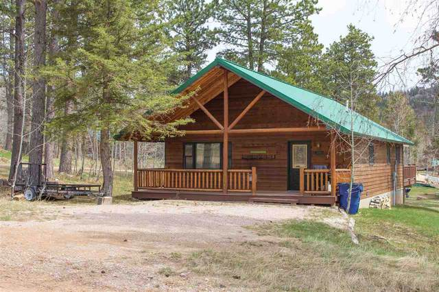 21142 Last Chance Trail, Lead, SD 57754 (MLS #68307) :: Dupont Real Estate Inc.