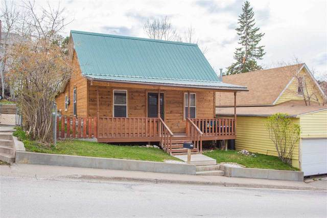 313 Mill Street, Lead, SD 57754 (MLS #68308) :: Christians Team Real Estate, Inc.