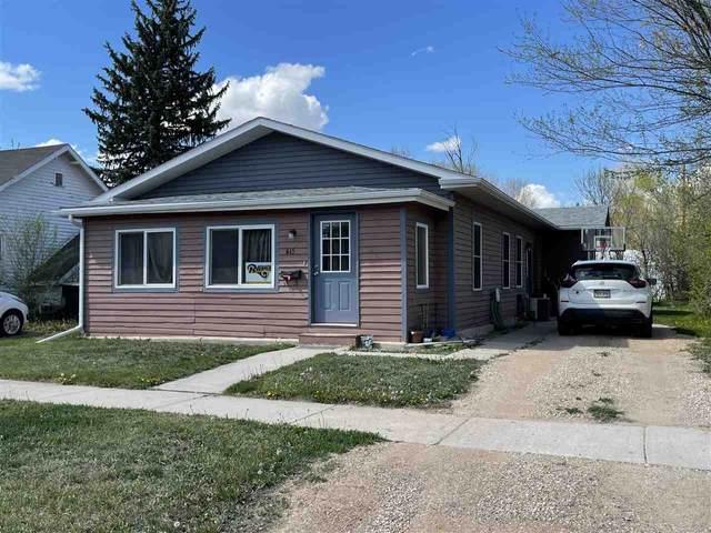 615 Jackson Street, Belle Fourche, SD 57717 (MLS #68333) :: Dupont Real Estate Inc.