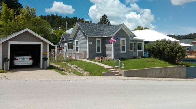 519 Mill Street, Lead, SD 57754 (MLS #68335) :: Christians Team Real Estate, Inc.