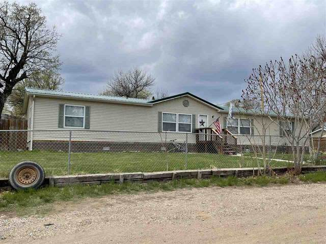 118 10th Avenue, Belle Fourche, SD 57717 (MLS #68356) :: Dupont Real Estate Inc.