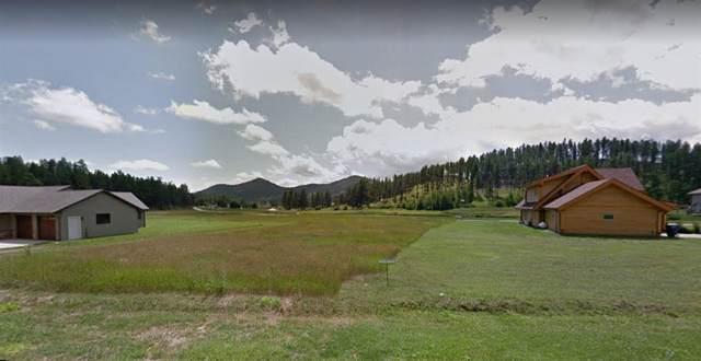 129 Minor Lake Circle, Hill City, SD 57745 (MLS #68388) :: Dupont Real Estate Inc.