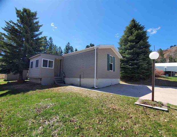 32 Mile High Drive, Deadwood, SD 57732 (MLS #68400) :: Black Hills SD Realty