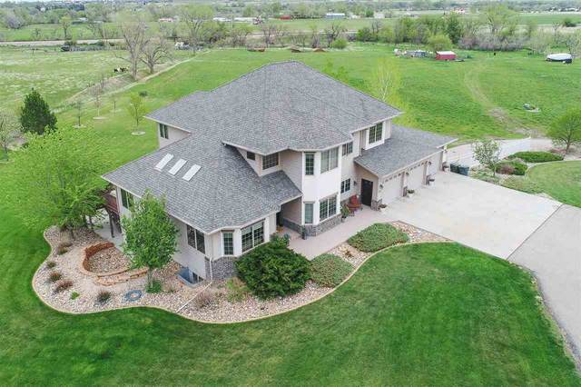 1451 Stanley Street, Belle Fourche, SD 57717 (MLS #68408) :: Dupont Real Estate Inc.