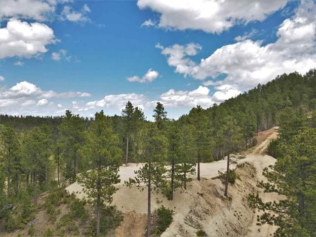 Paris Lode Cutting Mine Road, Lead, SD 57754 (MLS #68444) :: Dupont Real Estate Inc.