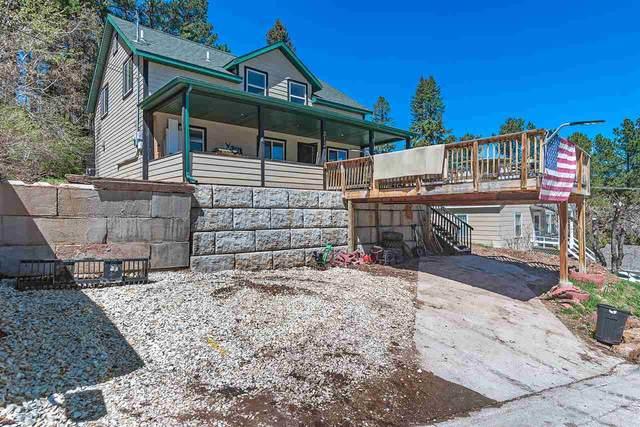 313 Grand Avenue, Lead, SD 57754 (MLS #68446) :: Dupont Real Estate Inc.