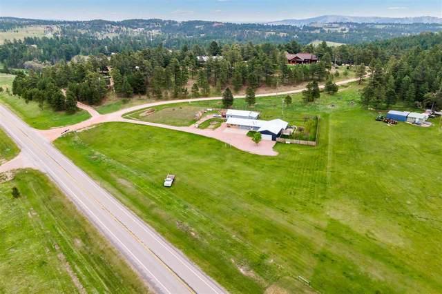 24405 Thovson Road, Keystone, SD 57751 (MLS #68475) :: Dupont Real Estate Inc.