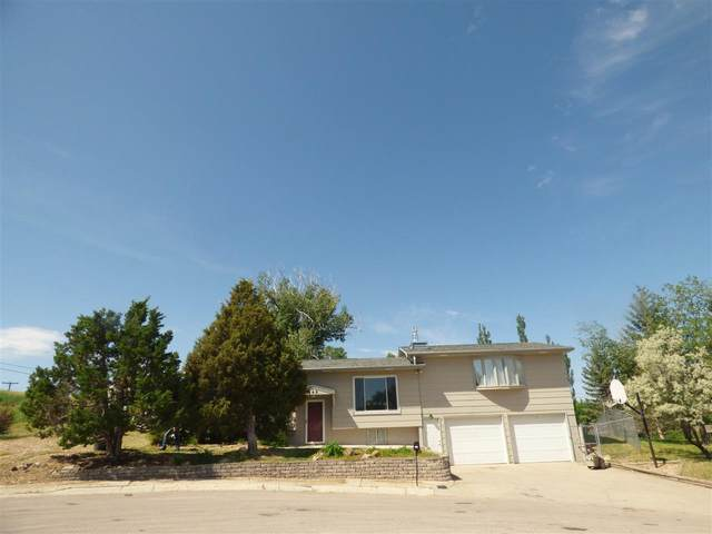 840 Fairview Avenue, Belle Fourche, SD 57717 (MLS #68476) :: Dupont Real Estate Inc.