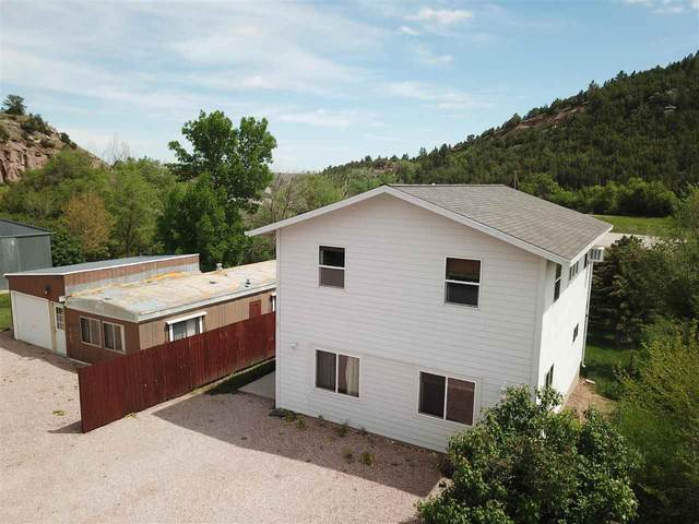 27629 Scenic Drive, Hot Springs, SD 57747 (MLS #68481) :: Dupont Real Estate Inc.