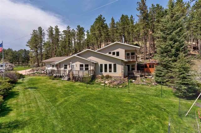 12734 N Prairie Creek Road, Rapid City, SD 57702 (MLS #68487) :: Dupont Real Estate Inc.