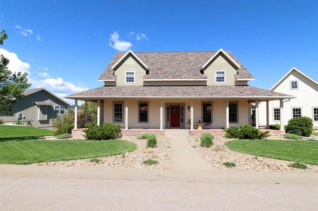 1914 Country Oaks Lane, Spearfish, SD 57783 (MLS #68524) :: Dupont Real Estate Inc.