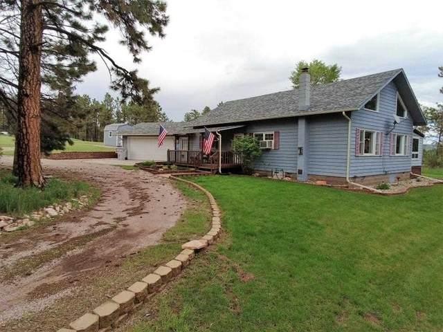 12774 Pine Drive, Hot Springs, SD 57747 (MLS #68545) :: Daneen Jacquot Kulmala & Steve Kulmala