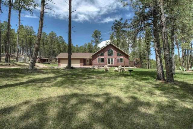 25579 Hanna Lane, Custer, SD 57730 (MLS #68554) :: Dupont Real Estate Inc.