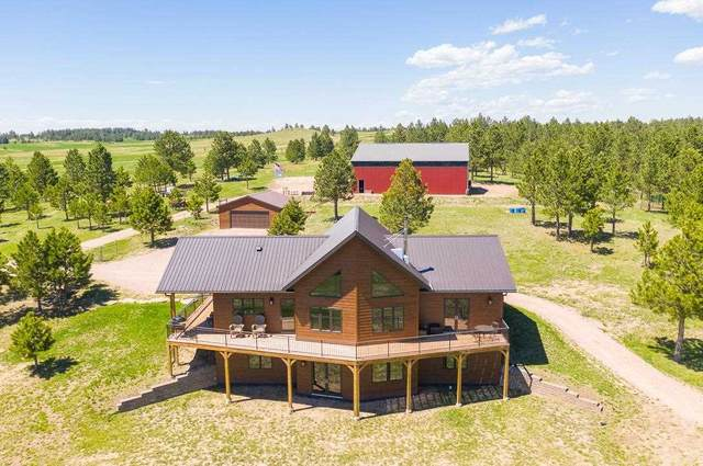 26540 Stagecoach Springs Road, Custer, SD 57730 (MLS #68566) :: Dupont Real Estate Inc.