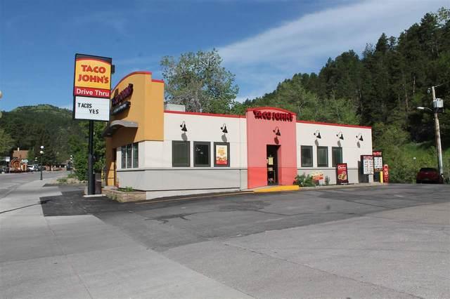 86 Charles Street, Deadwood, SD 57732 (MLS #68588) :: Daneen Jacquot Kulmala & Steve Kulmala