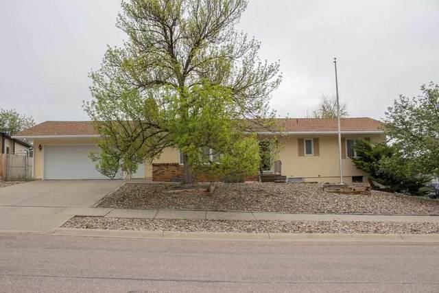 4614 Ridgewood Street, Rapid City, SD 57702 (MLS #68595) :: Dupont Real Estate Inc.