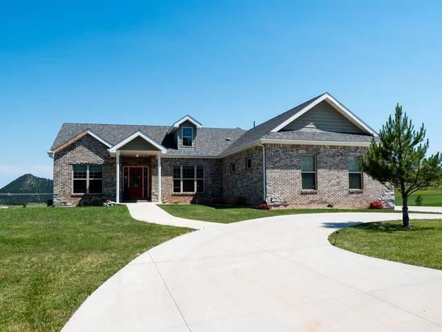 2110 Bison Pass, Hot Springs, SD 57747 (MLS #68614) :: Dupont Real Estate Inc.