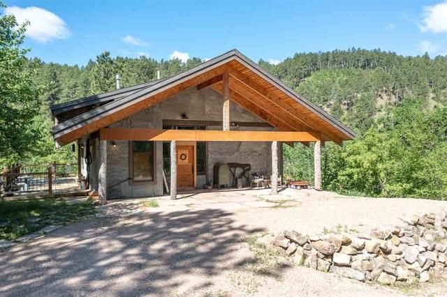 20546 Crook Mountain Road, Whitewood, SD 57793 (MLS #68657) :: Dupont Real Estate Inc.