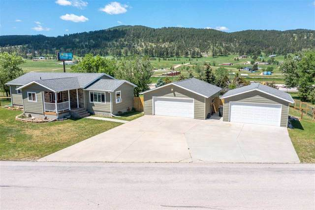 8035 Blucksberg Drive, Sturgis, SD 57785 (MLS #68659) :: Black Hills SD Realty