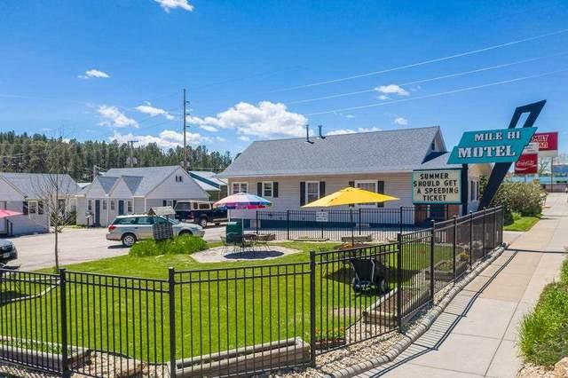 244 Mt. Rushmore Road, Custer, SD 57730 (MLS #68662) :: Dupont Real Estate Inc.