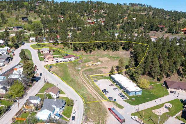 TBD Deer Path, Lead, SD 57754 (MLS #68679) :: VIP Properties