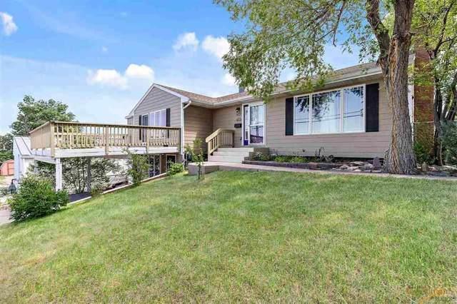 821 Flormann Street, Rapid City, SD 57701 (MLS #68702) :: Dupont Real Estate Inc.