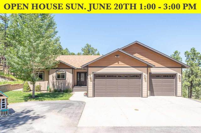 11621 High Valley Drive, Rapid City, SD 57702 (MLS #68728) :: Dupont Real Estate Inc.