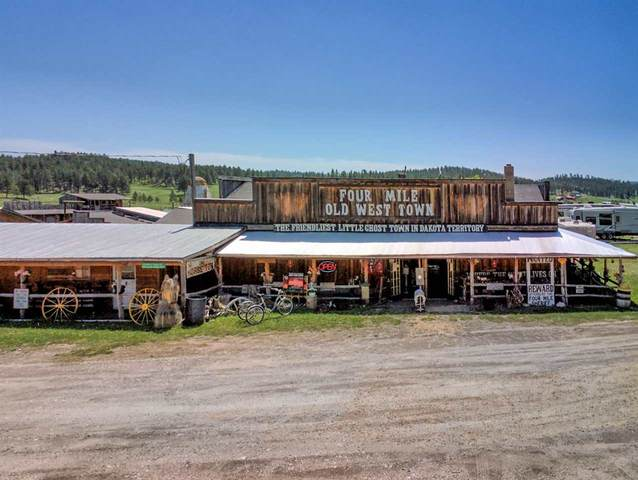 11921 W Highway 16, Custer, SD 57730 (MLS #68738) :: Dupont Real Estate Inc.
