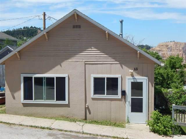 15 E High Street, Lead, SD 57754 (MLS #68759) :: VIP Properties