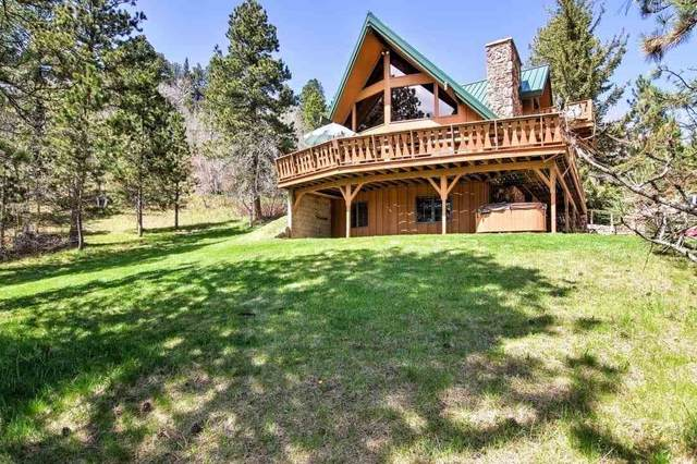 21195 Last Chance Trail, Lead, SD 57754 (MLS #68780) :: Christians Team Real Estate, Inc.