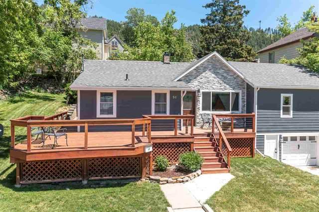 51 Taylor Avenue, Deadwood, SD 57785 (MLS #68793) :: Daneen Jacquot Kulmala & Steve Kulmala