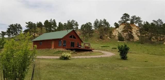 28162 Horseshoe Bend Road, Hot Springs, SD 57747 (MLS #68798) :: Daneen Jacquot Kulmala & Steve Kulmala