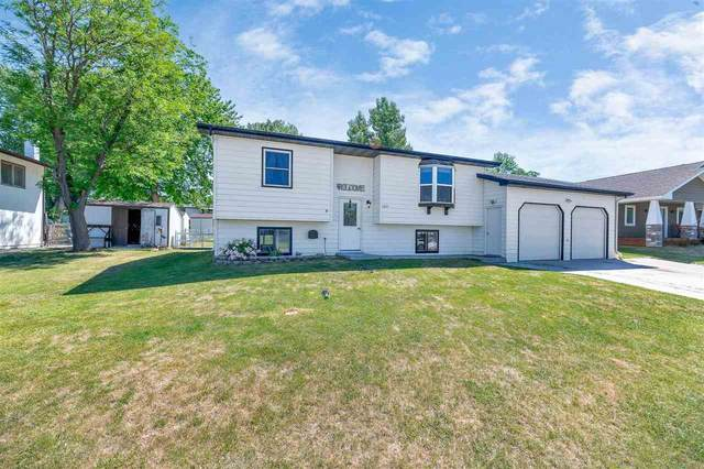1825 Valley Drive, Belle Fourche, SD 57717 (MLS #68824) :: Dupont Real Estate Inc.