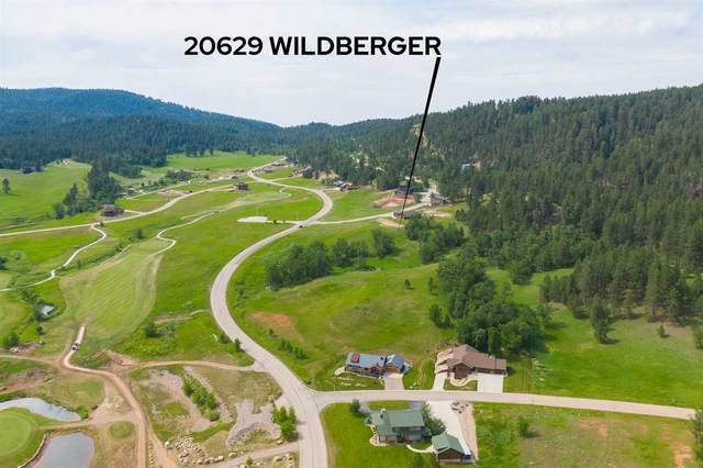 20629 Wildberger Road, Sturgis, SD 57785 (MLS #68853) :: Dupont Real Estate Inc.