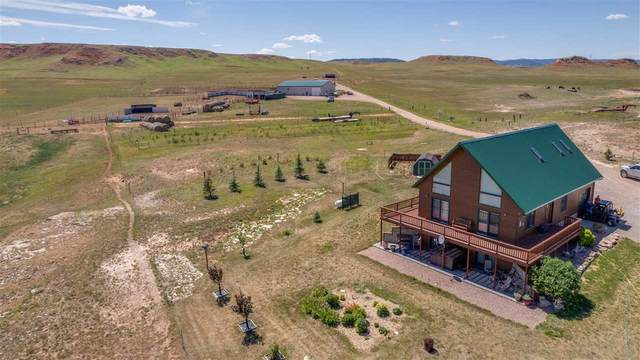 308 Moskee Road, Sundance, WY 82729 (MLS #68858) :: Christians Team Real Estate, Inc.