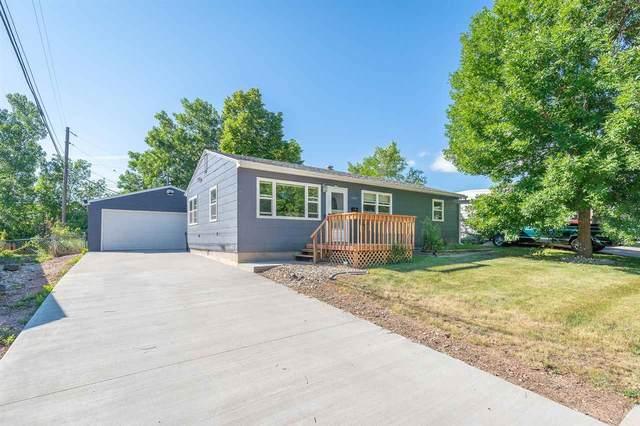1109 E Tallent Street, Rapid City, SD 57701 (MLS #68903) :: Black Hills SD Realty