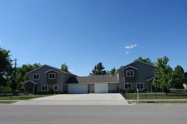 314 and 316 Peoria Street, Spearfish, SD 57783 (MLS #68928) :: Dupont Real Estate Inc.