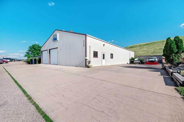 3365 E Colorado Boulevard, Spearfish, SD 57783 (MLS #69010) :: Dupont Real Estate Inc.