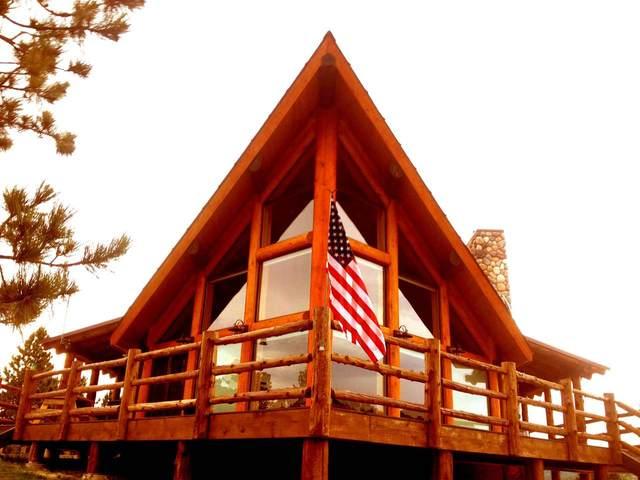 62 Rustic Cabin Trail, Devils Tower, WY 82714 (MLS #69062) :: Daneen Jacquot Kulmala & Steve Kulmala