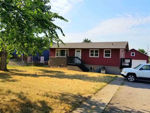 840 W Jackson Boulevard, Spearfish, SD 57783 (MLS #69093) :: VIP Properties