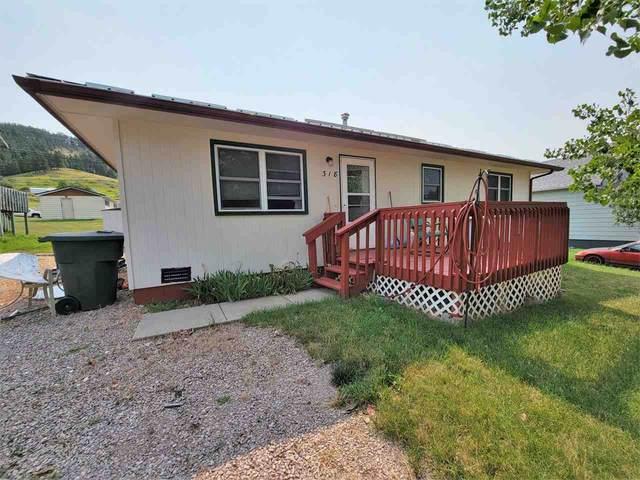 318 8th Street, Sturgis, SD 57785 (MLS #69209) :: Christians Team Real Estate, Inc.